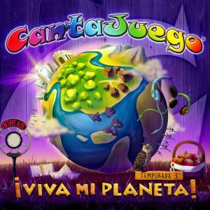 Album ¡Viva Mi Planeta 3! from CantaJuego