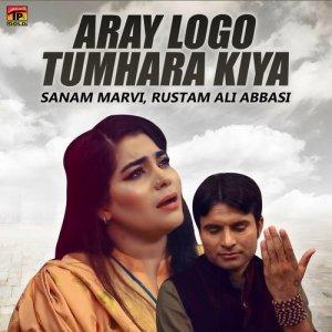 Album Aray Logo Tumhara Kiya - Single from Sanam Marvi