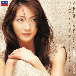 Akiko Suwanai的專輯Sibelius & Walton Violin Concertos