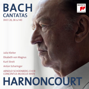 Album J. S. Bach: Cantatas BWV 26, 36 & 140 from Nikolaus Harnoncourt