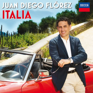 Juan Diego Florez的專輯Italia