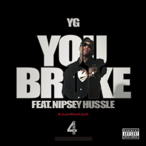 Album You Broke from YG