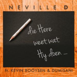 Album Die Here Weet Wat Hy Doen from Kevin Booysen