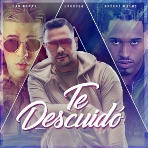 Barbosa的專輯Te Descuidó