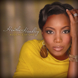 Album Audience Of One from Heather Headley