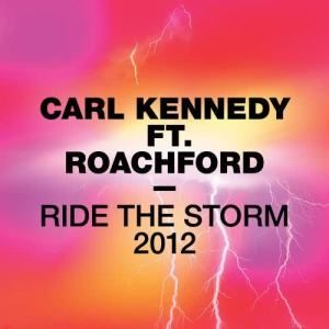 Album Ride the Storm 2012 from Carl Kennedy