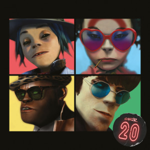 Album Humanz (Gorillaz 20 Mix) from Gorillaz