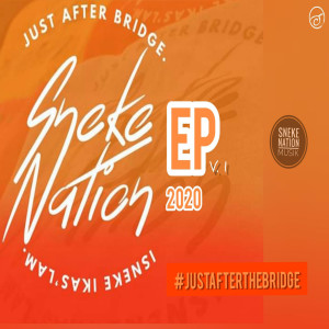 Album Sneke Nation Vol 1 EP from DJ Siso