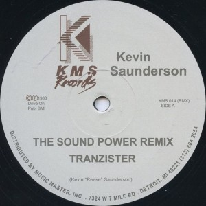The Sound (Power Mix) / The Groove That Won't Stop