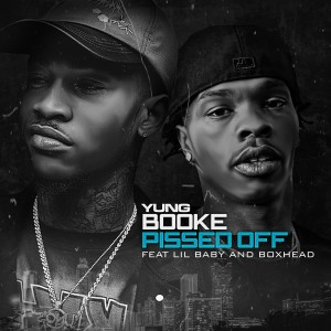 Album Pissed Off from Yung Booke