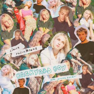 Album Backyard Boy from Claire Rosinkranz