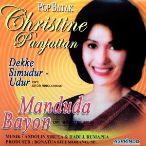 Pop Batak Christine Panjaitan dari Christine Panjaitan