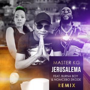 Jerusalema (feat. Burna Boy & Nomcebo Zikode) (Remix / Radio Edit)