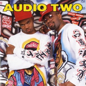 Album What More Can I Say from Audio Two