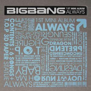 BIGBANG的專輯Always - 1st Mini Album