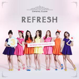 Dengarkan Refresh lagu dari CLC dengan lirik