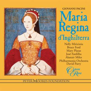Mary Plazas的專輯Pacini: Maria, regina d'Inghilterra