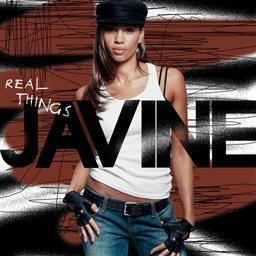 Album Real Things from Javine