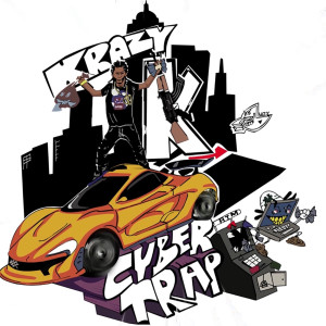 Album CyberTrap from Krazy K