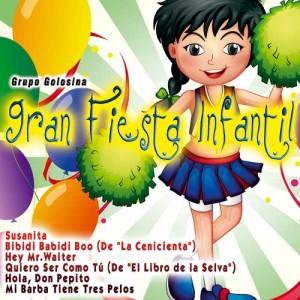 Grupo Golosina的專輯Gran Fiesta Infantil