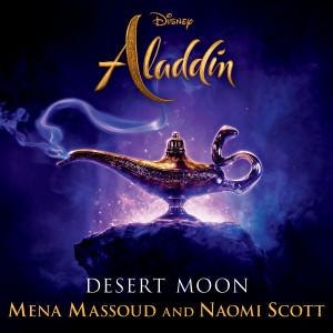Album Desert Moon from Naomi Scott