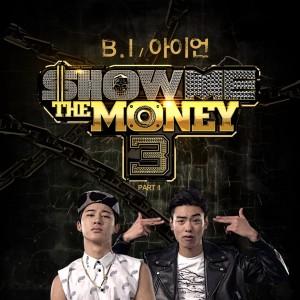 อัลบัม Show Me the Money3, Pt. 1 (Explicit) ศิลปิน B.I