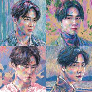 Suho的專輯Self-Portrait – The 1st Mini Album