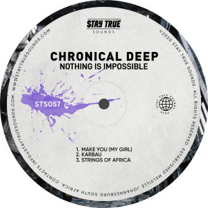Album Nothing Is Impossible from Chronical Deep