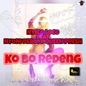 Album Ko Bo Redeng from Nyico Loco