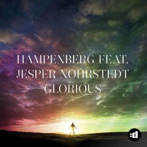 Album Glorious (feat. Jesper Nohrstedt) from Hampenberg