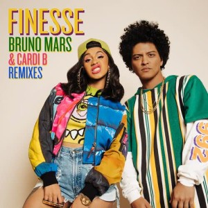 Listen to Finesse (James Hype Remix) [feat. Cardi B] song with lyrics from Bruno Mars