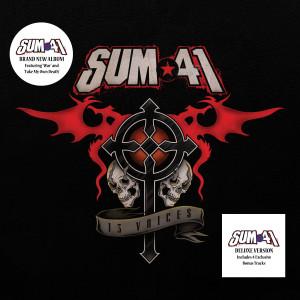 13 Voices (Japanese Deluxe Edition) dari Sum 41