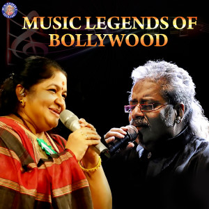 Album Music Legends of Bollywood Chithra & Hari Haran from Chithra