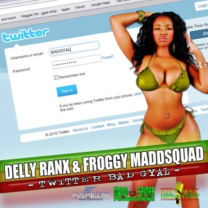 Album Twitter Bad Gyal from Froggy Madd Squad