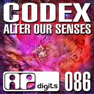 Album Alter Our Senses from Codex