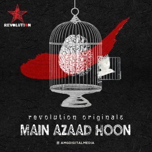 Album Main Azaad Hoon from Revolution