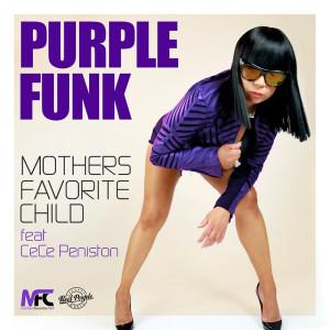 Album Purple Funk from CeCe Peniston