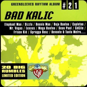 Album Bad Kalic from Various Artists