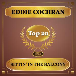 Album Sittin' in the Balcony from Eddie Cochran