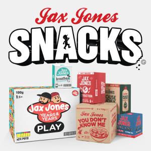 Snacks 2018 Jax Jones