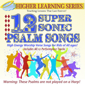 Supersonic Psalm Songs 2009 Thingamakid