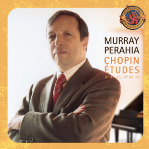 "收聽Murray Perahia的12 Études, Op. 25: No. 5 in E Minor ""Wrong Note""歌詞歌曲"