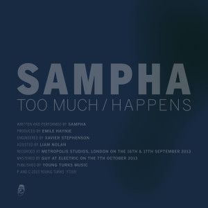 Album Too Much / Happens from Sampha