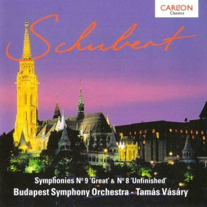 Tamás Vásáry的專輯Schubert Symphonies No.9 & 8