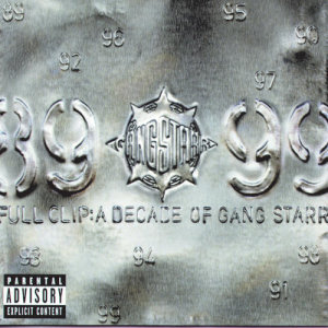 Album Full Clip: A Decade Of Gang Starr from Gang Starr