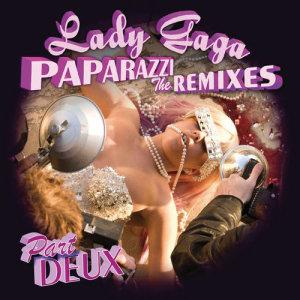 Lady GaGa的專輯Paparazzi