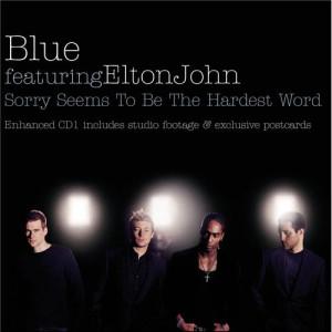 Elton John的專輯Sorry Seems To Be The Hardest Word