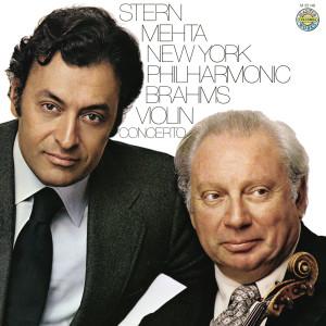Album Brahms: Violin Concerto, Op. 77 from Isaac Stern