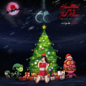 Album Heartbreak On A Full Moon Deluxe Edition: Cuffing Season - 12 Days Of Christmas from Chris Brown