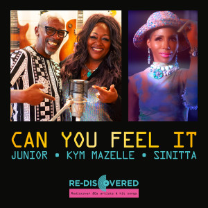Album Can You Feel It from Junior